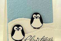 Christmas / New cards for Christmas