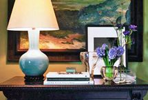 Great interior design and ideas / by Ann Rourke