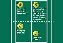 Tennis  Rules and Tips