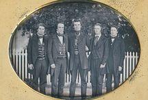 1860's Men's Fashion Plates / by Linda Smith