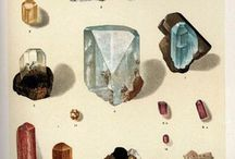 Rocks, pebbles and stones