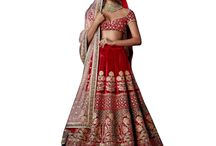Shop designer lehenga cholis online india|Buy lehenga choli @ reasonable rates / Shop designer lehenga cholis online india for weddings, functions, engagement, festivals online at discounted prices from Shopkio online shopping.