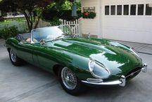 Jaguar XKE / E Type Jaguars / by Gary Losey