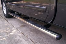 Running Boards for Vans