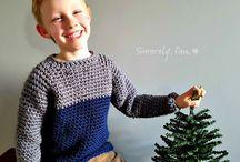 Crochet Tops: Sweaters, Tanks, etc