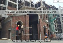 ATS Casa Espana Buy Residential Flats in Mohali / ATS #CasaEspana offers residential flats in #mohali. Where you can buy #palatial #apartment in mohali within your budget. For more information call at : 9888449029