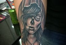 Neto Tattoo / Black and grey