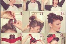 cute hairdo's