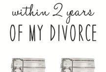 my impending divorce