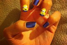 Nails / Uñas lindas hechas por mi