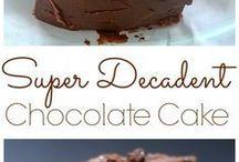super decadent chocolate cake