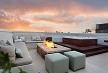 Outdoor Fire Features / Outdoor living - fire