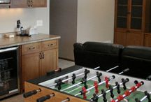 Basements / Lower Level Remodeling Projects