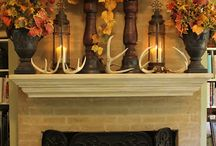 Fall Decorating / by Susan Allen