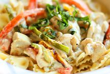 Get in My Belly - Pasta / by Jamie Seagraves