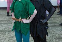 Fancy costumes
