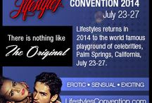 Lifestyles Convention 2014 / Following a retirement of 7 years Lifestyles returns in 2014 to the world famous playground of movie and entertainment celebrities, Palm Springs, California / by Lifestyles Convention 2014