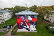World of Urban Art : SAT ONE  [Germany]
