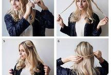 peinados / distintos peinados