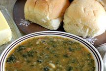 soup / by Nikki Camiola Muranko