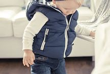 Baby boy clothing  / by Tobi Bonifant