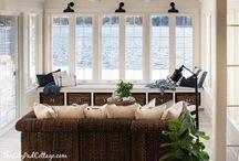 windows & seats