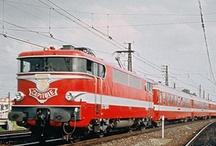 vlaky - Francie