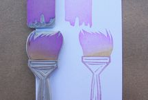 Timbri in gomma handmade / Lavoretti deliziosi