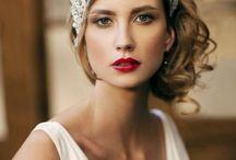 classical wedding makeup
