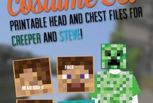 All things Minecraft / Minecraft recipes, Minecraft crafts, fun Minecraft activities for kids
