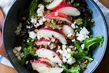 salads + soups