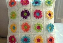 Crochet: Pillow / virkattu tyyny