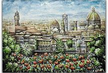 Cecilia Cerboni  / painter