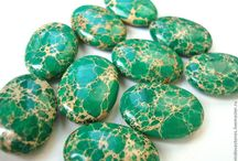 Jewelry - faux stone & bead making
