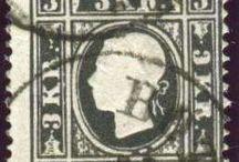 Stamps, Austria