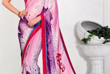 Digital Print Saree Collection