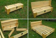 Bettrahmen - bed frame