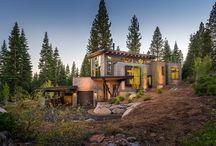 Martis Camp 62 Custom Home by Heslin Construction