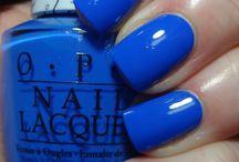 Dawns nail color