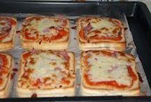 Pizza de pão