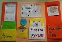 Lapbook piratas