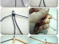 muñecas de alambre