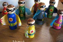 Preschool - Superhero