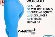 Danielle current workout