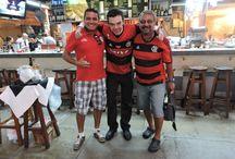 Cruzeiro - Argentina e Uruguai