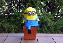 Les aventures de notre Minion / Le minion, la mascotte de CREAKIT ! Suivez ses aventures !