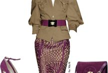 African Professional Outfit