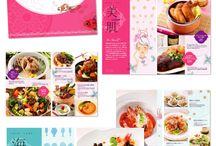 menu / 飲食店のメニュー