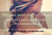 Powerful stuff / Bible verses  / by debbie lewis