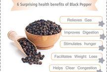 6 surprising health benefits of #blackpepper